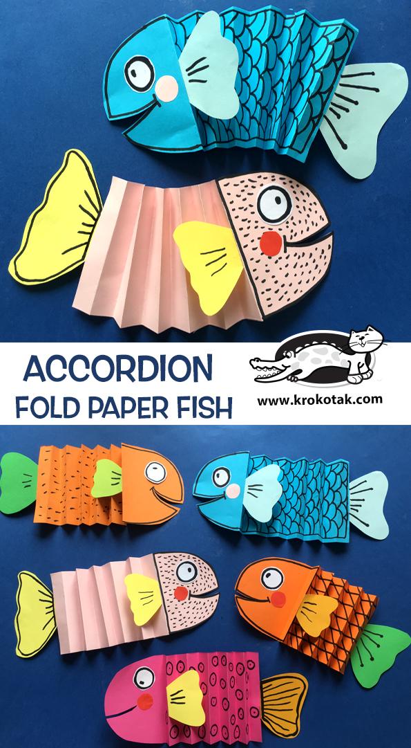Papírové rybičky