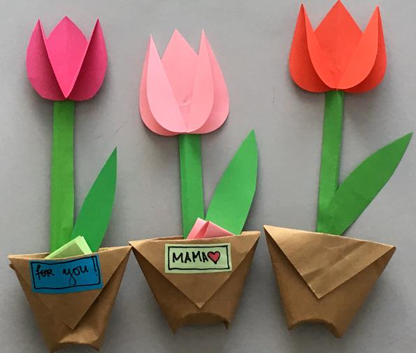 Tulipány pro mámu